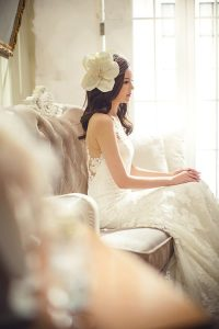 informations robe de mariee