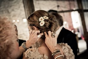 retouches robe de mariage