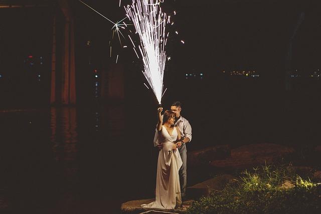 jet de scène intérieur mariage